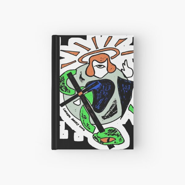 St Micheal Hardcover Journal