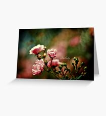 Paint My Love Greeting Card