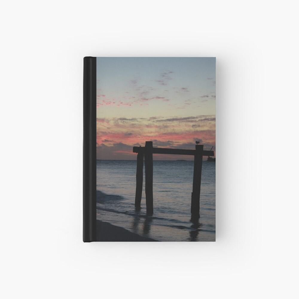 Hamelin Bay Sunset Hardcover Journal