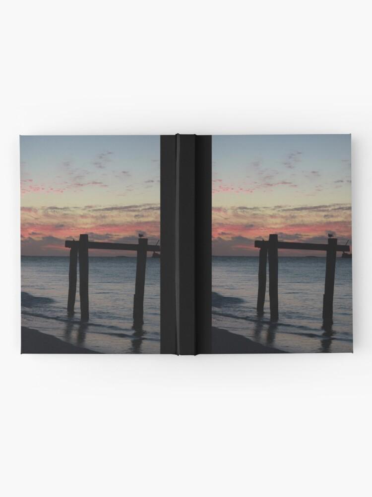 Alternate view of Hamelin Bay Sunset Hardcover Journal