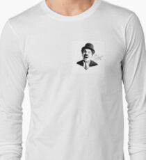 Charlie Chaplin - SMILE Long Sleeve T-Shirt