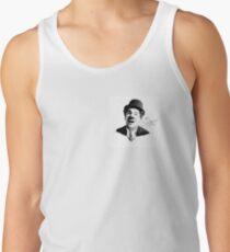 Charlie Chaplin - SMILE Tank Top