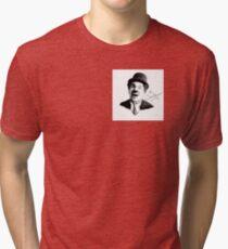 Charlie Chaplin - SMILE Tri-blend T-Shirt