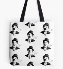Charlie Chaplin - SMILE Tote Bag