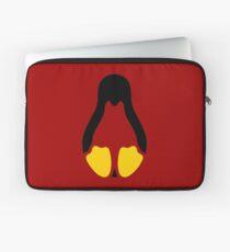 Linux tux penguin symbol Laptop Sleeve