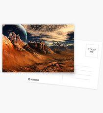 Glosstmass Barrens Postcards