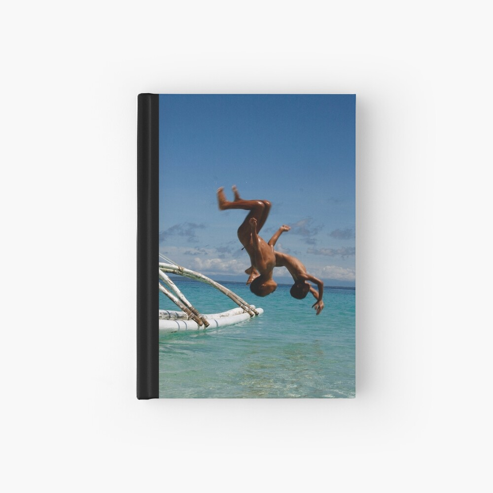 dive Hardcover Journal