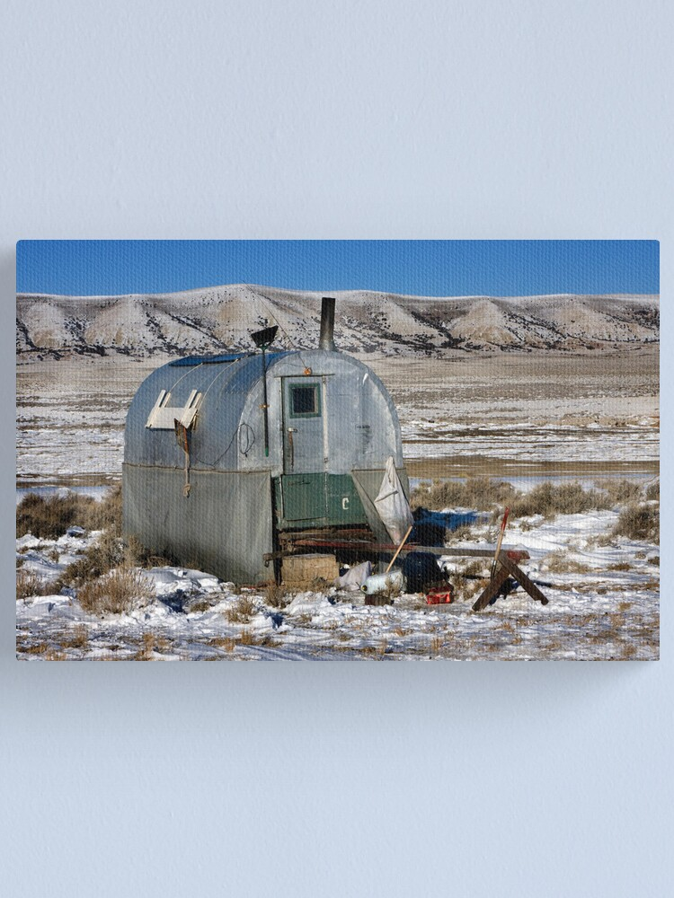 Alternate view of Home, Home On The Range... Canvas Print