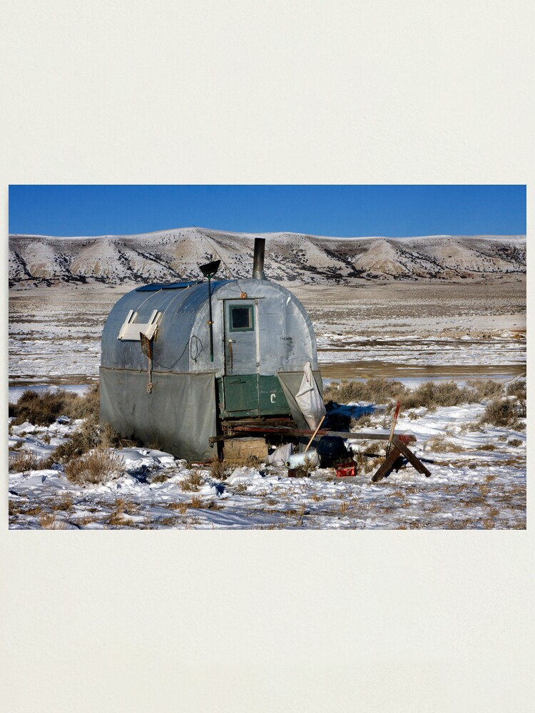 Alternate view of Home, Home On The Range... Photographic Print