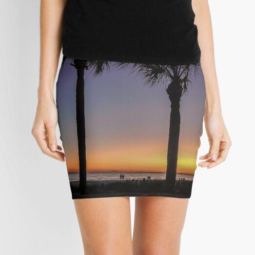 Twilight on the Beach  Mini Skirt