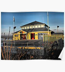 The Lifeboat Station Poster
