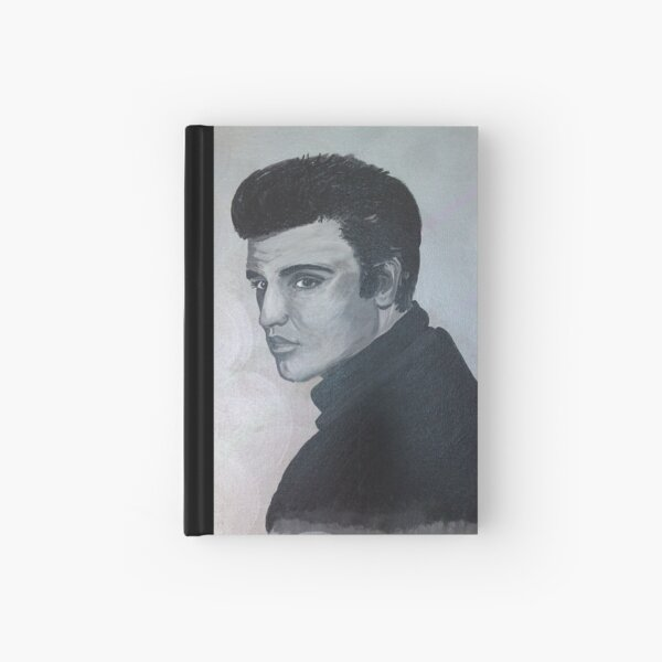 Cool Man Hardcover Journal