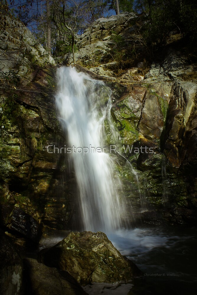 Peavine Falls by Christopher R. Watts