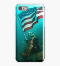 DeepSeaUSA iPhone Case/Skin