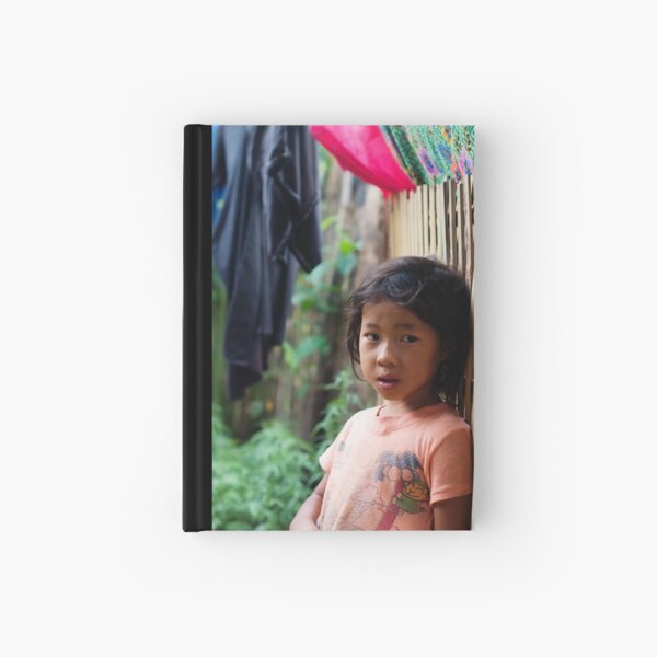 Hmong Girl Hardcover Journal