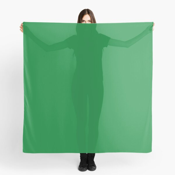 Bankers Green Scarf