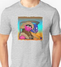 Mad Mupps - Furry Road Unisex T-Shirt