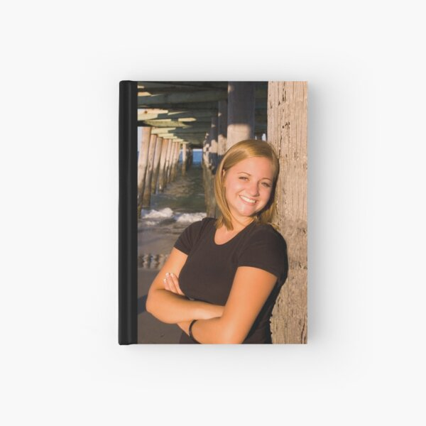 Rebekah Senior Photo 2 Hardcover Journal