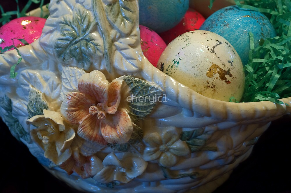 Happy Easter by cherylc1