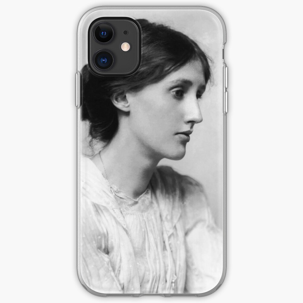 Virginia Woolf Portrait iPhone Case & Cover