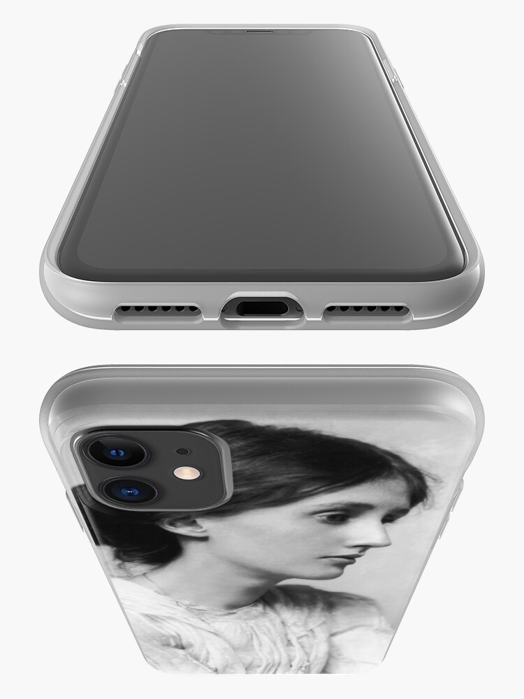 Alternate view of Virginia Woolf Portrait iPhone Case & Cover
