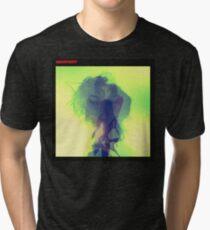 Warpaint album cover  Tri-blend T-Shirt