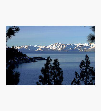Tahoe Vista Photographic Print
