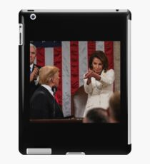 nancy pelosi iPad Case/Skin