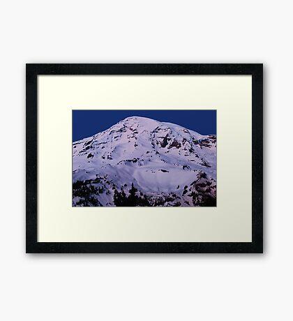 The Mountain Framed Print