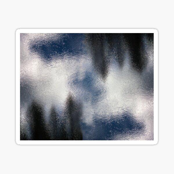 Cloud reflection Sticker