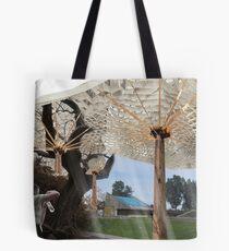 Representational collage Tote Bag