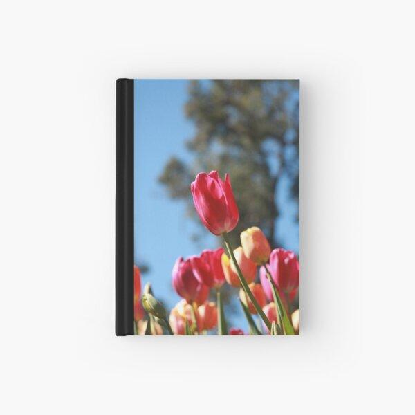 Tulips and Araluen Hardcover Journal