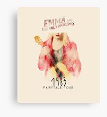 Fairytale Tour;  Canvas Print
