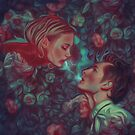 Romeo and Juliet by veuliahzg