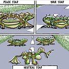 toads by Jerel Baker