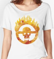 mad max fury road wheel Women's Relaxed Fit T-Shirt