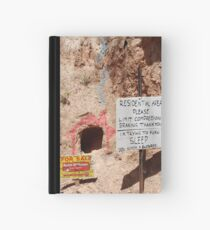Cheap Real Estate Hardcover Journal