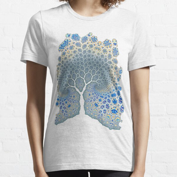 Fractured Tree 2 Essential T-Shirt