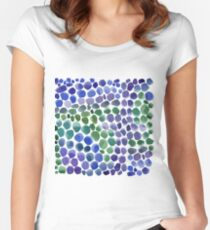Path to the Secret Garden Women's Fitted Scoop T-Shirt