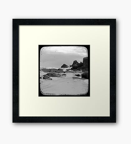 Alien Planet - TTV Framed Print