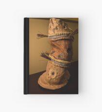 Tube Sculpture Hardcover Journal