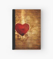 Love Conquers All Hardcover Journal