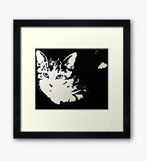 Rigby Framed Print