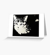 Rigby Greeting Card
