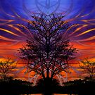 Sunset by RAY GARRIDO