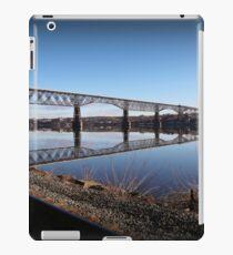 Hudson River Morning Span iPad Case/Skin