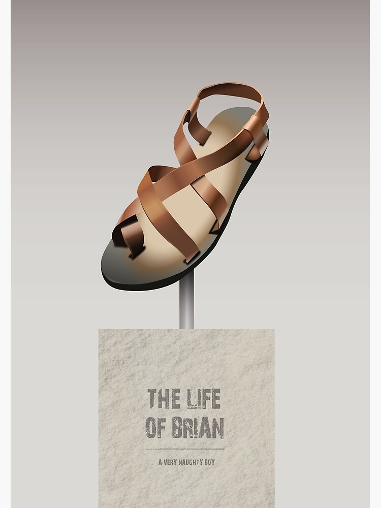 The Life of Brian by MoviePosterBoy