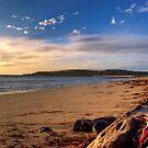 Island View Sunrise by Ben Mattner
