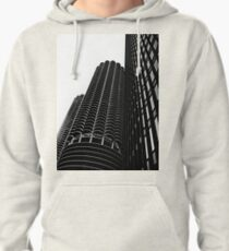Three Pullover Hoodie
