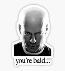 Alopecia  Areata Sticker